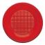 Festacolor Rosso | Piatto fondo